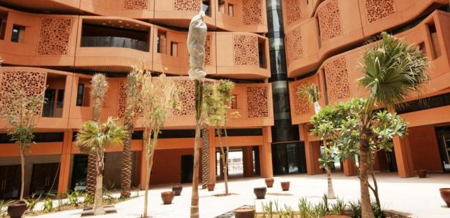 MIST Phase 1A, Masdar, (GRCA Project Award 2011)